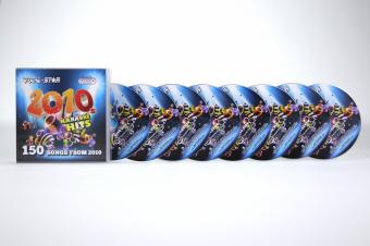 Vocal-Star 10s Karaoke Disc Set 8 CDG Discs 150 Songs image