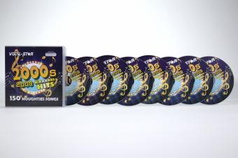 Vocal-Star 00s Karaoke Disc Set 8 CDG Discs 150 Songs image