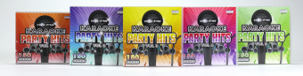 Vocal-Star Party Hits 1-5 - 750 Song Bundle image