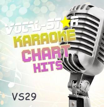 VOCAL-STAR VS29 HITS OF MAY & JUNE 2019 CDG DISC image