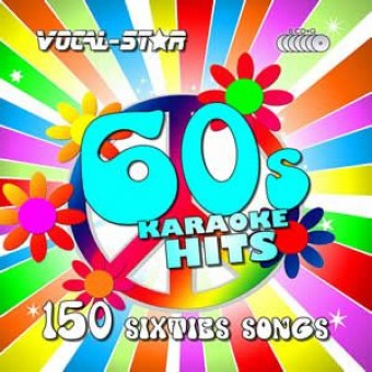 Vocal-Star 60's Karaoke Disc Set 8 CDG Discs 150 Songs image