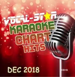 Vocal-Star December 2018 Hits CD+G Disc image
