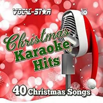 Vocal-Star Christmas Karaoke Disc Set 2 CDG Discs 40 Songs image