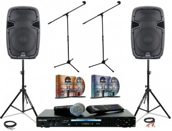 Vocal-Star Big Gig Karaoke Set image