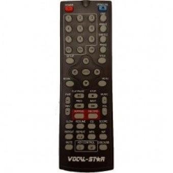 Vocal-Star VS-600 Remote Control image