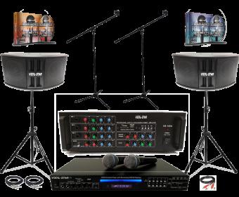 Vocal-Star Big Gig Karaoke Set image